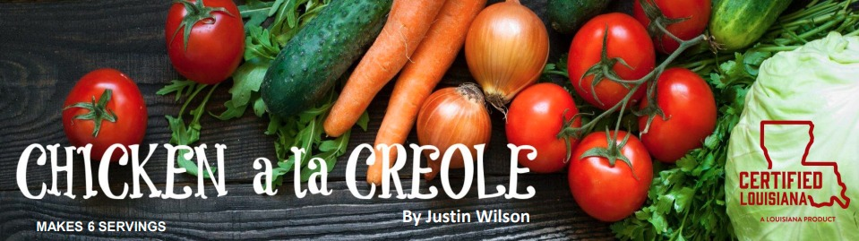 Chicken A La Creole Recipe
