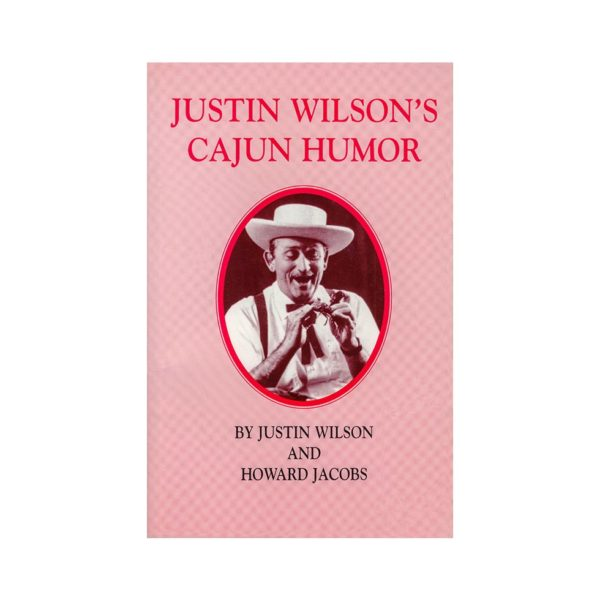 Justinwilson Products Book1 Front