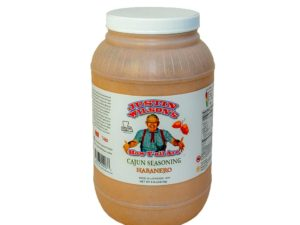Justinwilson Products Seasoning 8oz Habanero