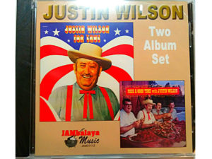 Justinwilson Two Albumset